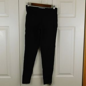 Juniors No Boundaries Black Leggings/Pants Small